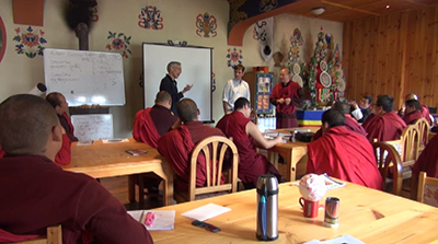 Scientific education essential for monks say scientists 1 1
